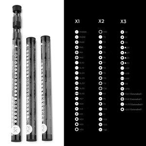 Image 2 - Wowstick 1P/64 em 1 1F Pro versão de atualização chave de fenda elétrica conjunto de carregamento sem fio da câmera do telefone móvel notebook kit de reparação