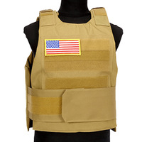 Airsoft Body Armor Plate Carrier Police Combat Assault Tactical Vest Swat Military Army Paintball Shooting Hunting Vests