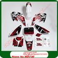 KAYO Apollo Bosuer 110cc 125cc 140cc 150cc 160cc dirt bikes pit bikes XR50 CRF50 Plastic kit + 3m graphics Decals Sticker Kit