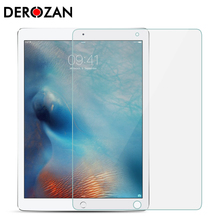 Tempered Glass For iPad Pro 11 10.5 9.7 2018 2017 Screen Protector For iPad Air 2 Mini 1 2 3 4 Protective Film Glass Guard protective clear pet screen guard film for ipad air transparent 5 pcs