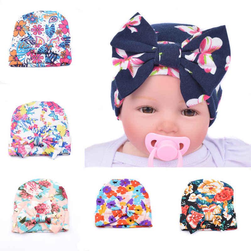 Pudcocoใหม่ในช่วงฤดูหนาวที่อบอุ่นหนาดอกไม้C Apsเด็กผู้หญิงน่ารักเด็กวัยหัดเดินC Omfyกุทัณฑ์โรงพยาบาลหมวกที่อบอุ่นทารกแรกเกิดเด็กผ้าฝ้ายหมวกหมวก