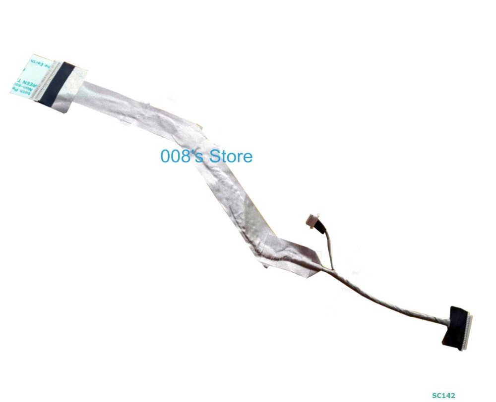 New Notebook LED LCD LVDS Cable For Dell Vostro 1510 V1510