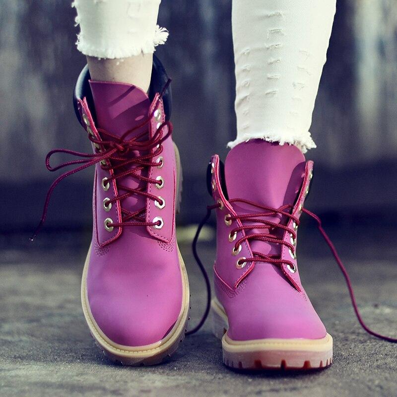 Bottes pour femmes, bottes pour femmes nouveau mode rétro, cool bottes d'automne et d'hiver. Botas de mujer