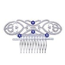 The Twilight Saga Bella Hair Comb Bride Wedding Fashion Women Jewelry Hair Accessory Head Wear Headdress High Quality Fan Gift