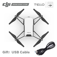 DJI Tello Toy Drone with Camera FPV APP Wifi Control 13min Flight Time 720P HD Video Scratch Programming SDK  Gift Quadcopter