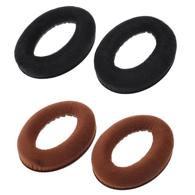 b85ec4c0d5a Special Offers VODOOL 2pcs Headset Accessories Replacement Ear Pads  Earmuffs Cushion Earpad Case Cover for Sennheiser