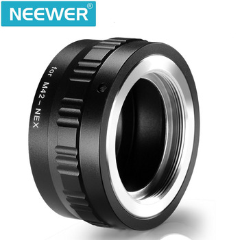 Neewer Adjustable Screw Mount Adapter for M42 Lens to Sony NEX E-Mount Camera E-Mount Camera NEX-3 NEX-3C Alpha A7/A7II A7R m e braddon mount royal a novel 3