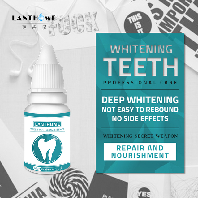 Nuevos dientes blanqueamiento esencia polvo higiene bucal limpieza suero elimina las manchas de placa blanqueador dientes herramientas dentales pasta de dientes