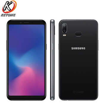 "New Samsung Galaxy A6s SM-G6200 Mobile Phone 6.0"" 6GB RAM 64GB/128GB ROM Snapdragon 660 Octa Core Dual Rear Camera Android Phone"