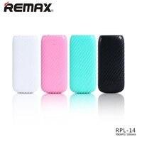 Remax Banco de la Energía 5000 mAh Externa Cargador de Batería para iPhone5s 6 s plus Redmi5 Xiaomi Samsung S5/6/7 Nota J5 Letv Pro P8