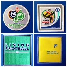 96927450b32 Brazil South Africa Germany 2006 2010 2018 retro Cup patch Print patches  badges