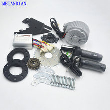 Chain-Drive Conversion-Kit Sprocket Electric-Bike-Kit Bicycle-Use 450W Spoke 24V 36V