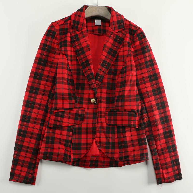 Online Buy Wholesale red blazer for juniors from China red blazer ...