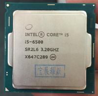Intel Core i5 7 серии процессор I5 6500 I5 6500 Процессор LGA 1151 land FC LGA 14нанометров двухъядерный