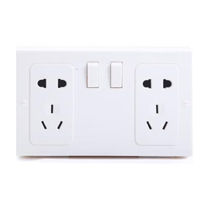 White Hidden Safes Wall Cash Jewelry Watchs Storage Box Safe Socket Strore Your Valuables Away From