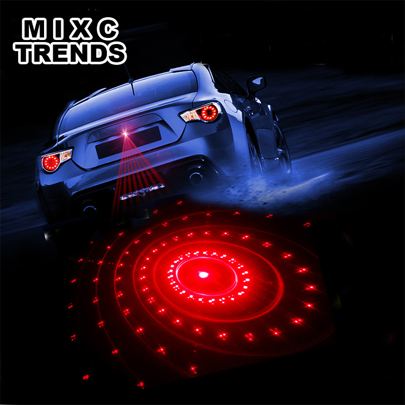 Hearty Kebidumei 2pcs 5 Leds Warning Flash Lamp Safety Indication Wireless Anti-collision Signal Light Parking Lamps Car Openning Door Security & Protection Roadway Safety