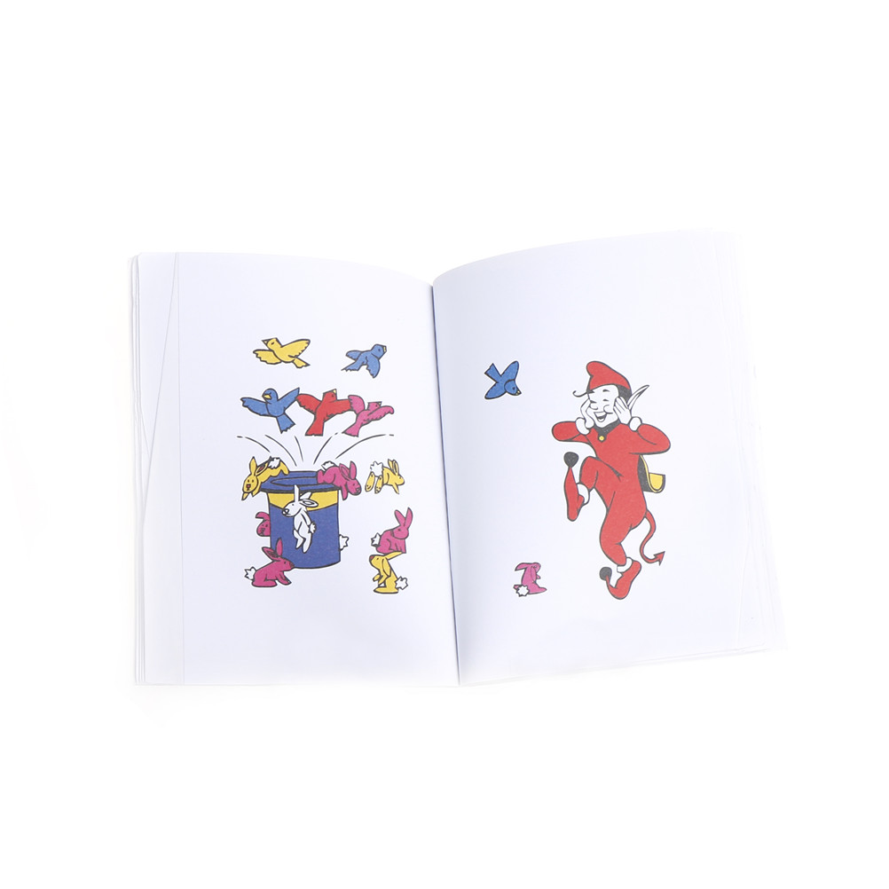 Online Shop Magic Coloring Book Comedy Tricks Illusion Kids Toy Gift Tour