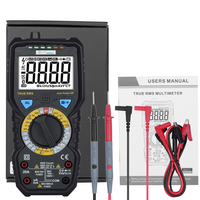 BSIDE ADM08A True RMS Value Digital Multimeter DC/AC Capacitance Frequency Meters Testers Instrumentation Multitester