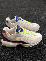 Max Sosa air cushion mesh breathable Running Shoes For women Retro air jogging shoes men white sneakers Corduroy 95 AQ4138 101
