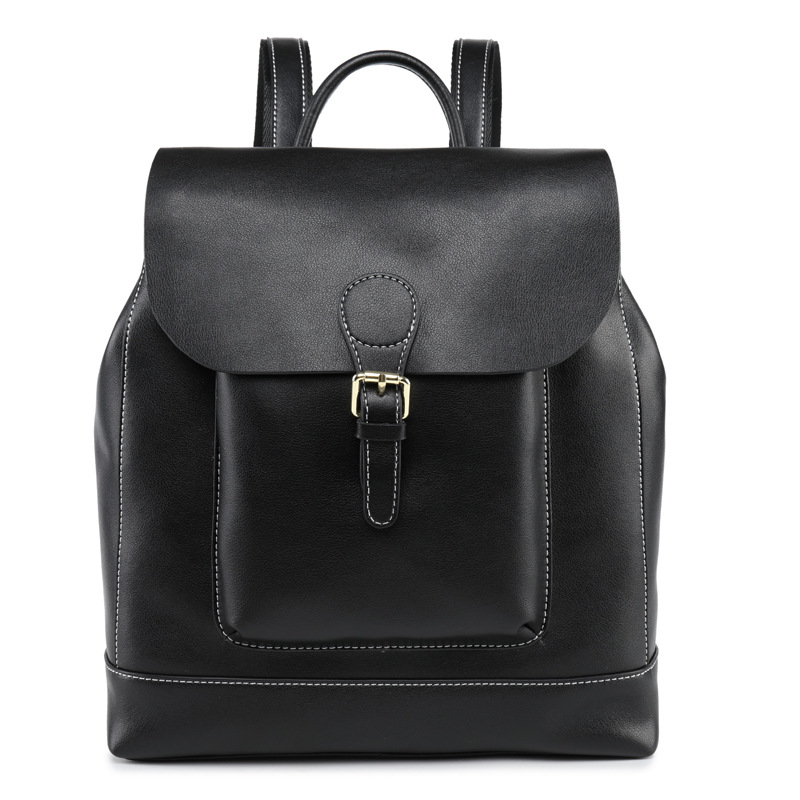 Amasie shoulder bag women's bag genuine leather large capacity fashion backbag leisure bag for girl WED0016 pioneer dm 40 dj