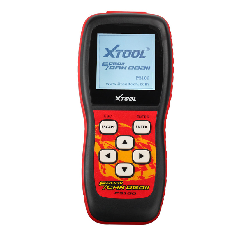ФОТО Original Xtool OBDII Can Scanner PS100  High Quality OBD2 Code Reader Auto Diagnostic Tool SC43