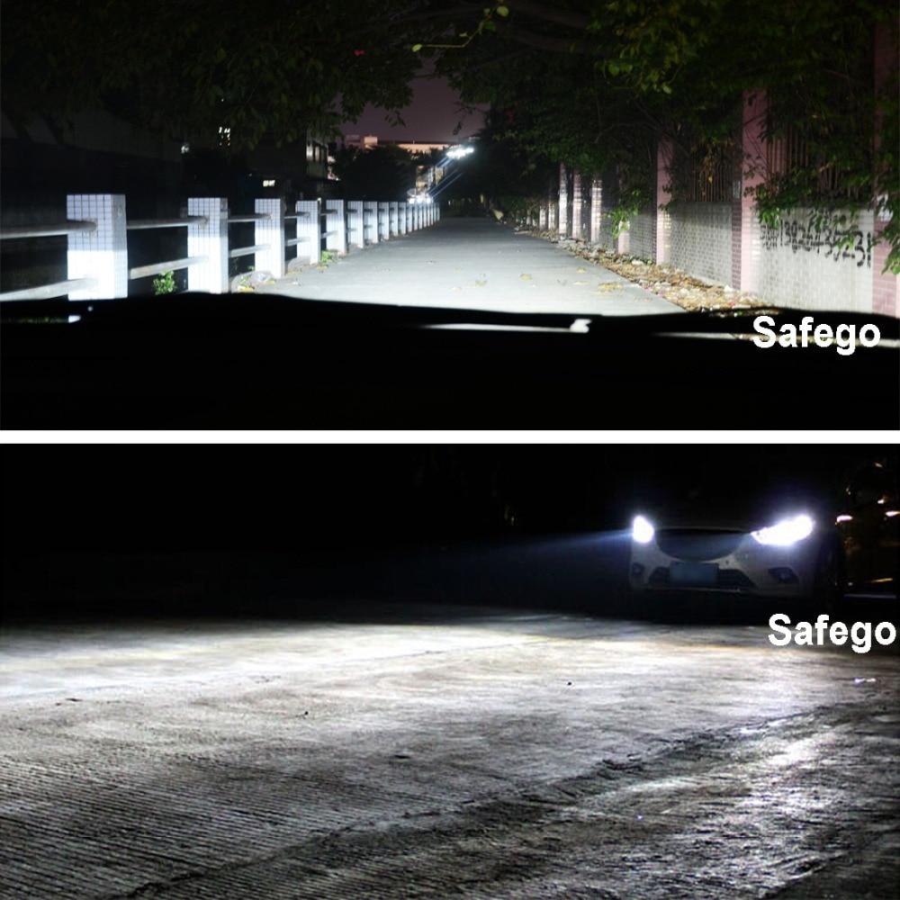 Ασφαλή μοτοποδήλατα HID H7 H4 H1 H3 H8 H9 H10 H11 - Φώτα αυτοκινήτων - Φωτογραφία 6