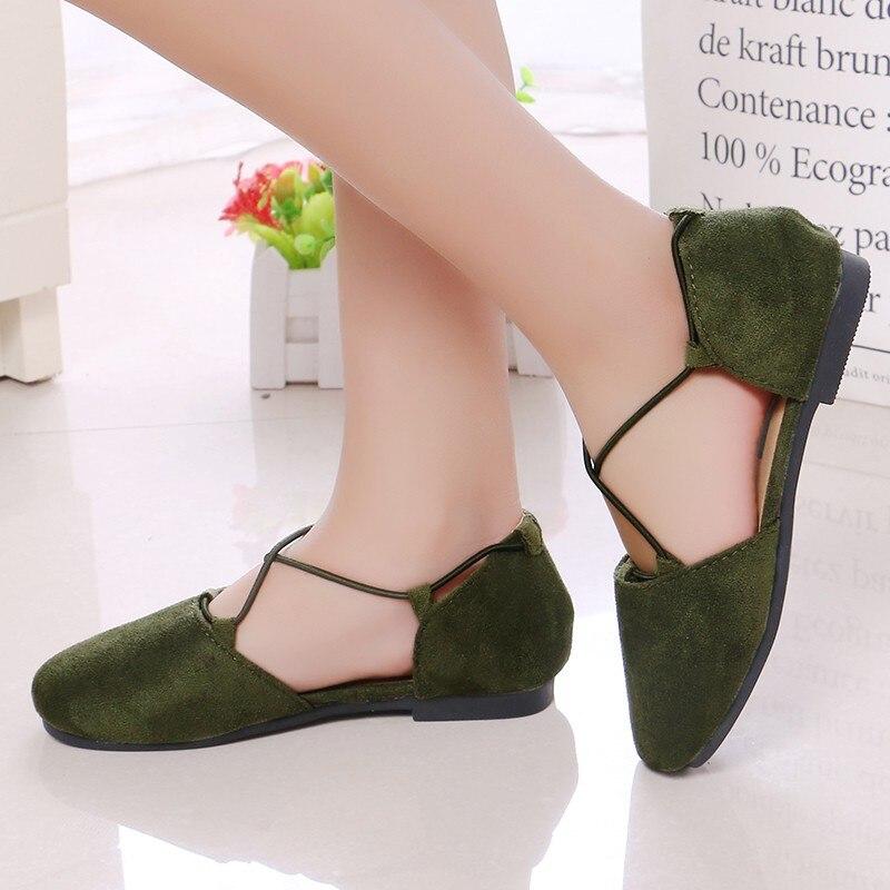 Children's Shoes Sandal Baby-Girls Kids Fashion Bag Cute Summer Wild 6-10Y Cross-Strap