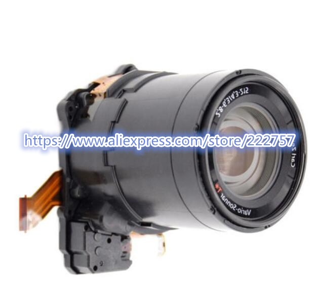 90% original Digital Camera Repair Parts for Sony Cyber-shot DSC-HX300 DSC-HX400 HX300 HX400 Lens Zoom Unit компактный цифровой фотоаппарат sony cyber shot dsc w810 silver