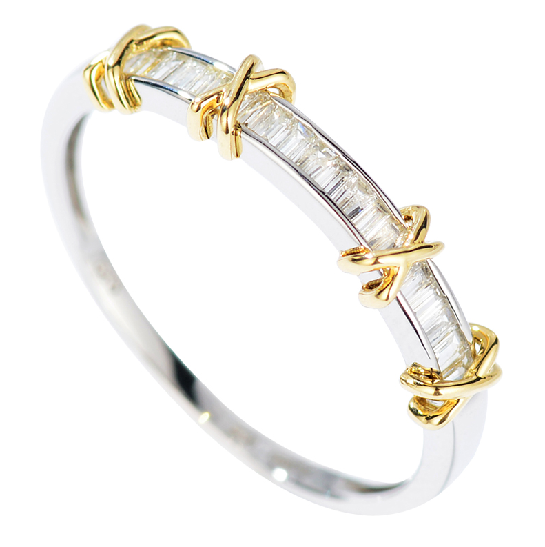 Brand New Sparkling Luxury Jewelry Pure 100% 925 Sterling Silver Cross Band Ring 5A White Princess CZ Zirconia Wedding Band RingBrand New Sparkling Luxury Jewelry Pure 100% 925 Sterling Silver Cross Band Ring 5A White Princess CZ Zirconia Wedding Band Ring