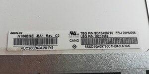 Image 1 - Матрица 15,6 дюйма для Lenovo G50 30 Rev. C2 P/N SD10A09795 N156BGE EA1 Matte HD 1366X768, 30 контактный сменный ЖК экран