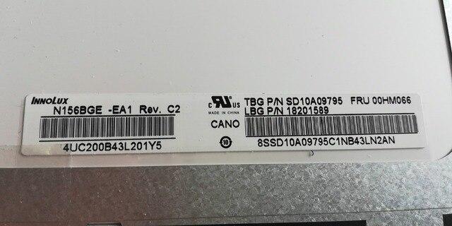 Матрица 15,6 дюйма для Lenovo G50 30 Rev. C2 P/N SD10A09795 N156BGE EA1 Matte HD 1366X768, 30 контактный сменный ЖК экран