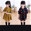 2016 new children's clothing and accessories boy girl's Hoodie A long sleeved cotton dress shirt SY453
