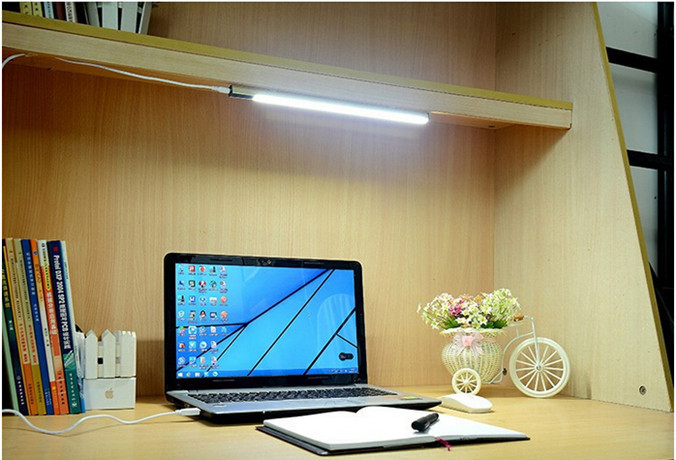 36led Usb Supply Led Bar Light Desk Lamp Gesture Control Dormitory Reading In Lamps From Lights Lighting On