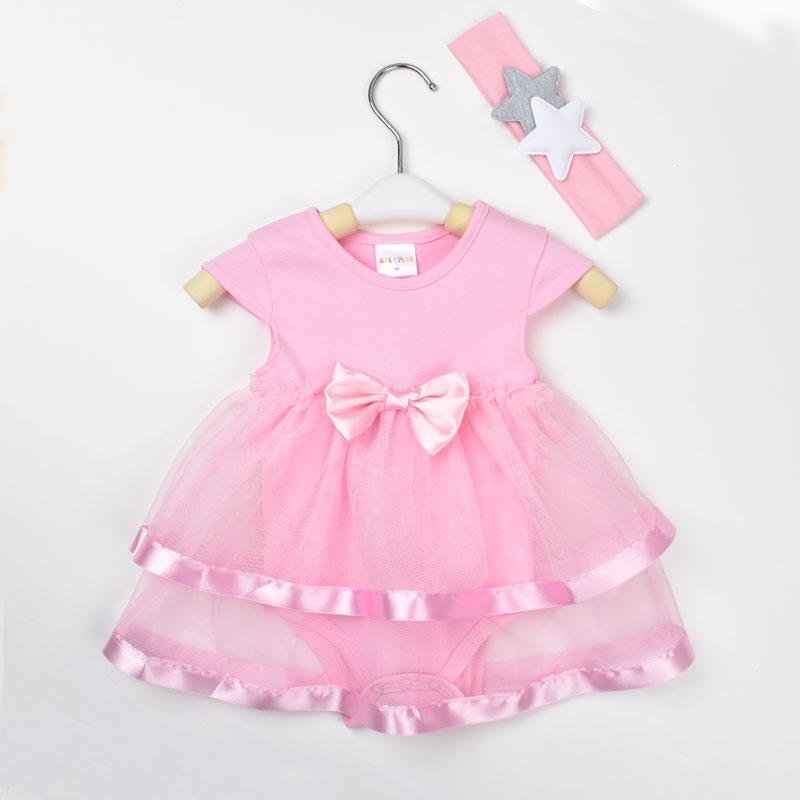 Newborn Baby Rompers Dress Summer pink Cotton Baby Girl Jumpsuits Clothing long sleeve Baby Overalls,princess bow Baby Clothes newborn baby rompers baby clothing 100% cotton infant jumpsuit ropa bebe long sleeve girl boys rompers costumes baby romper