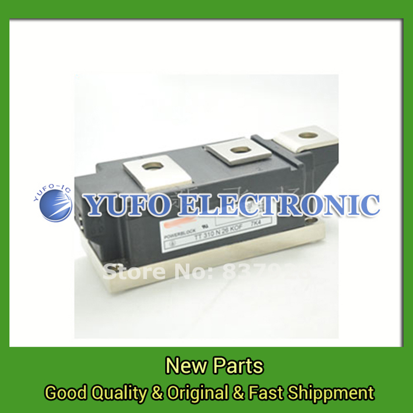 Free Shipping 1PCS  TT310N26KOF power module, the original new, offers. Welcome to order YF0617 free shipping 1pcs bym300b170dn2 power module the original new offers welcome to order yf0617 relay