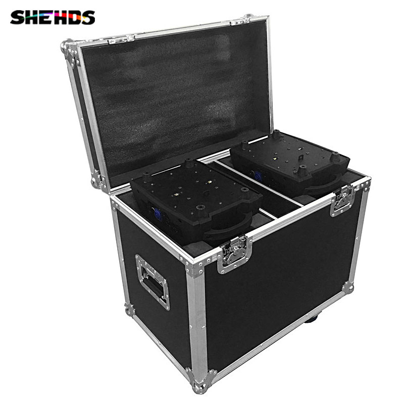 Flight Case with 2 pieces Free Shipping LED Wash Zoom Moving Head Light 36x15W RGBWA 5IN1 DMX Stage Light Wash Moving Heads 3d print parts cnc mgn7c mgn12c mgn15c mgn9c mini linear rail guide 1pc mgn linear rail guide 1pc mgn slider