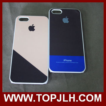 Hot and New! For iphone5 sublimation case