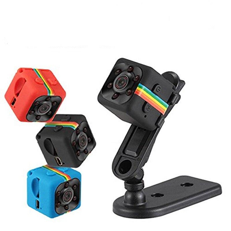 Tragbare SQ11 HD Mini Kamera Auto Hause CMOS Sensor Nachtsicht Camcorder Mini Kameras DVR DV Motion Video Recorder Camcorder
