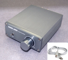 Weiliang Breeze Audio A60 USB DAC TDA7498E amp HIFI EXQUIS amplifier PC decoder WBAA60