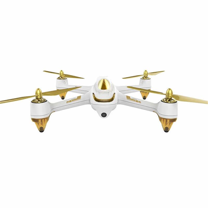 Hubsan H501S X4 RC Drone 5.8G FPV 10CH hélicoptère sans brosse 1080 P HD caméra GPS quadrirotor suivez-moi Version avancée Drones