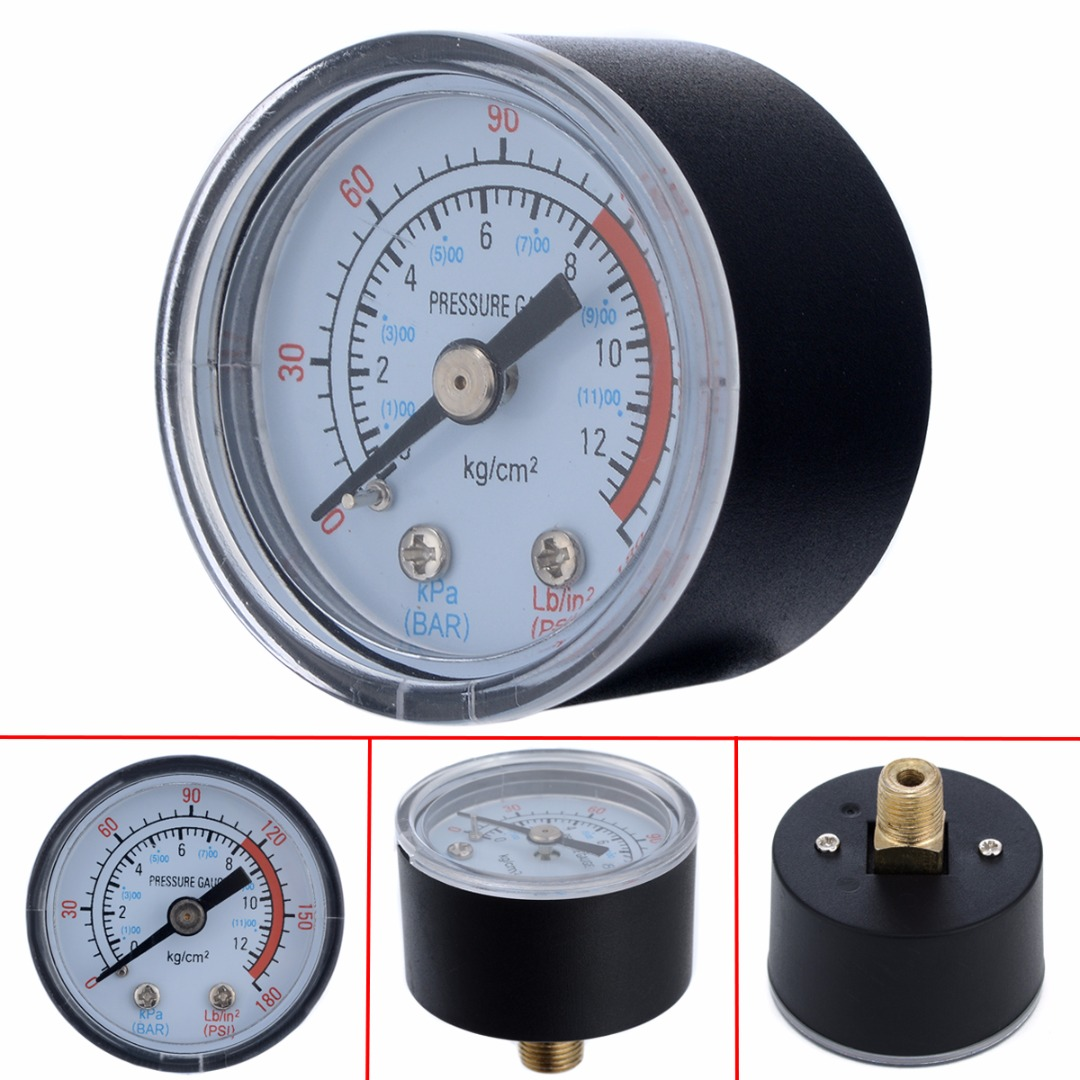 Mayitr 0-180PSI Air Compressor Gauge 1/8