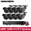 Home Security Camera System CCTV 16CH 960H DVR Kit With 16 SONY 1200TVL 110FT Night Vision