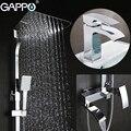 Grifos de ducha para baño, grifos de bañera, juego de ducha para baño, grifos de lavabo, lavabo, Sistema de ducha