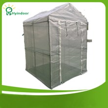 Garden Supplies Greenhouse Gridded Gardening Conservatory Waterproof Deluxe Walk In Greenhouses