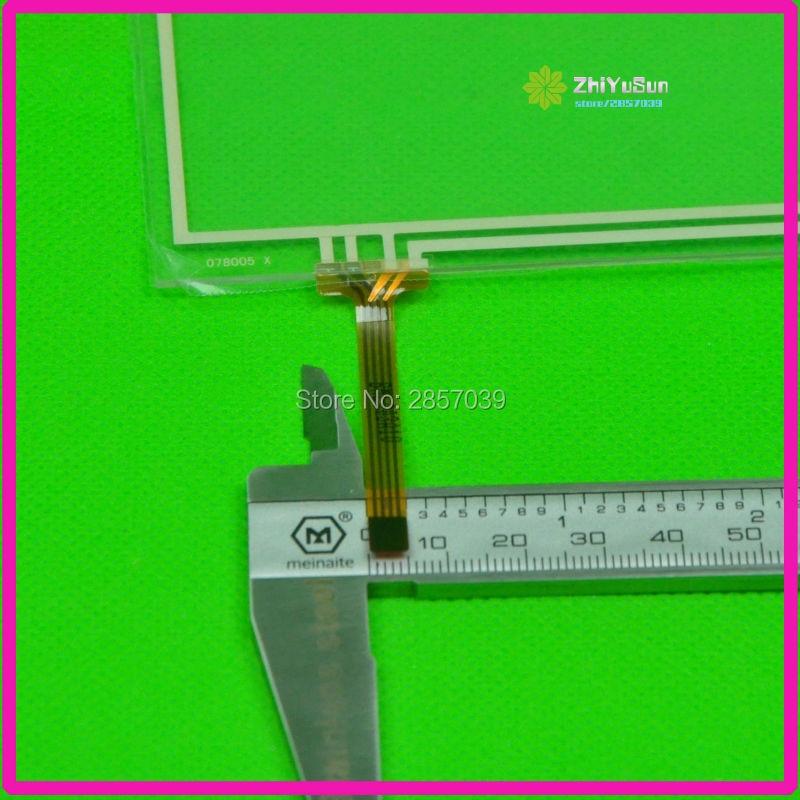 078005 YENİ 8inch 4 cərgəli sensor ekran paneli 192 * 116 - Planşet aksesuarları - Fotoqrafiya 2
