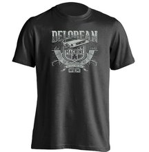 """DeLorean Time Machine"" t-shirt"