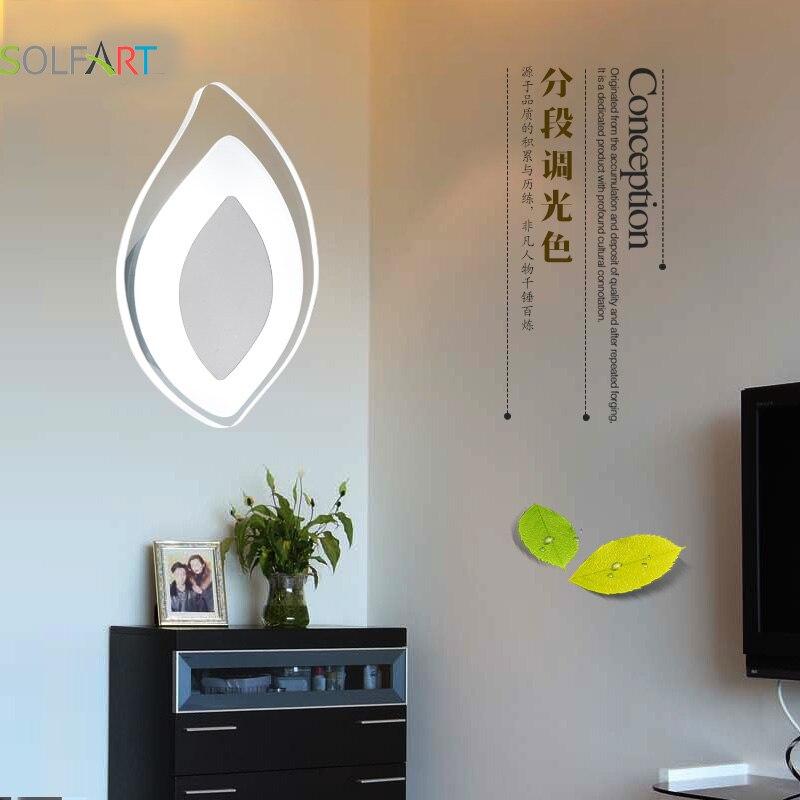 SOLFART shpon llambat e mureve për fletë të ndritshme në shtëpi, - Ndriçimit të brendshëm - Foto 4