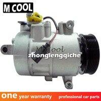 6SEU14C Air Conditioner Compressor For Volkswagen Transporter T5 2.0 AC Compressor 7E0820803A 7E0820803G