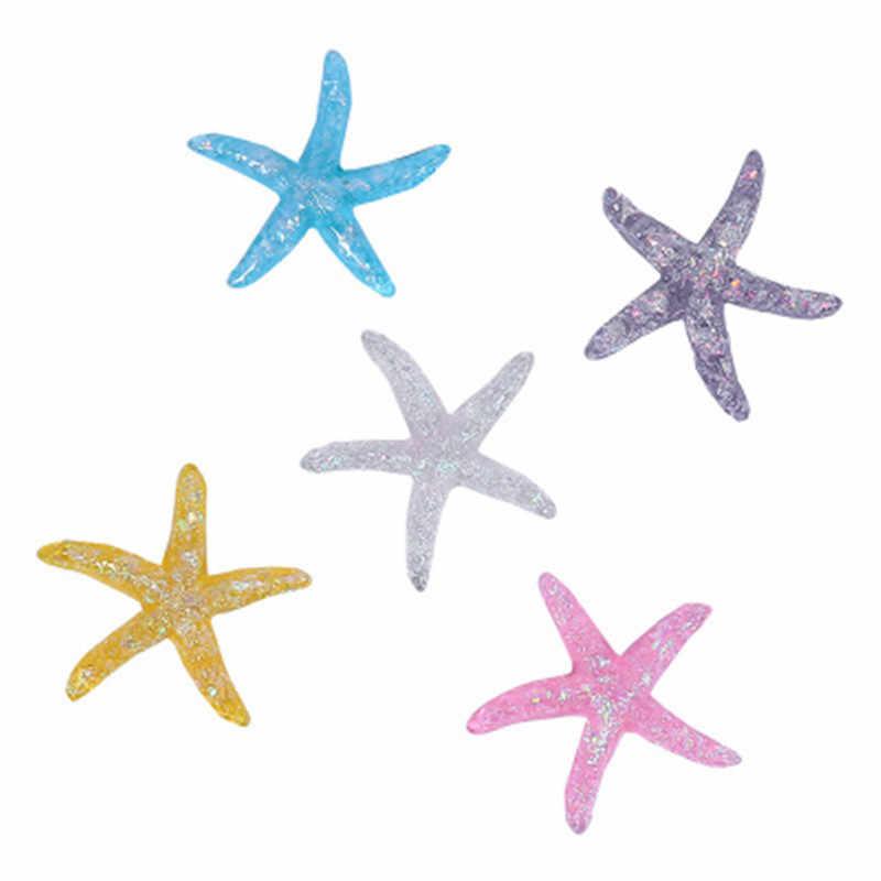 1pcs Ocean Series Fluffy Polymer Slime Box Toys For Children Charms Lizun Modeling Clay DIY Kit Kids Plasticin Gift
