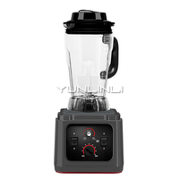 5L Commercial Cooking Machine Semi automatic Soya bean Milk Machine Juice Mixing Meat Grinder Noise Reduction Blender